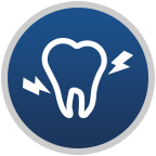 Emergency dental icon
